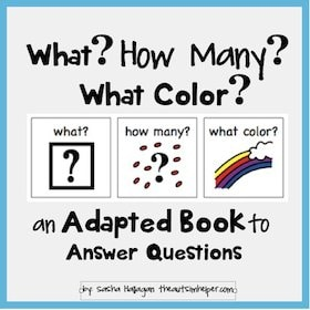 What? How Many? What Color?