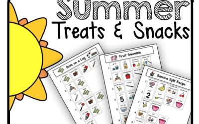 Visual Recipes: Summer Treats & Snacks