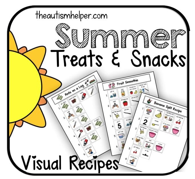 Visual Recipes: Summer Treats & Snacks