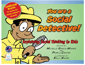 Social Detective Book
