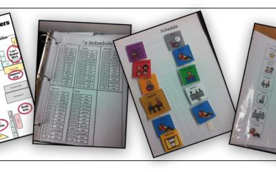 Autism Classroom Structure & Schedules