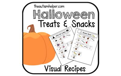 Visual Recipes: Halloween Treats and Snacks!