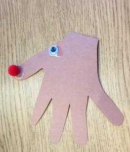 Reindeer Craft 2