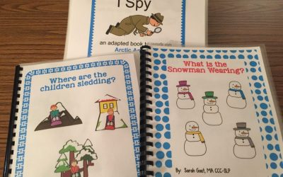 Winter Adapted Books!