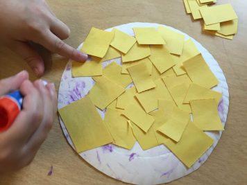 Chick Craft Glueing 3