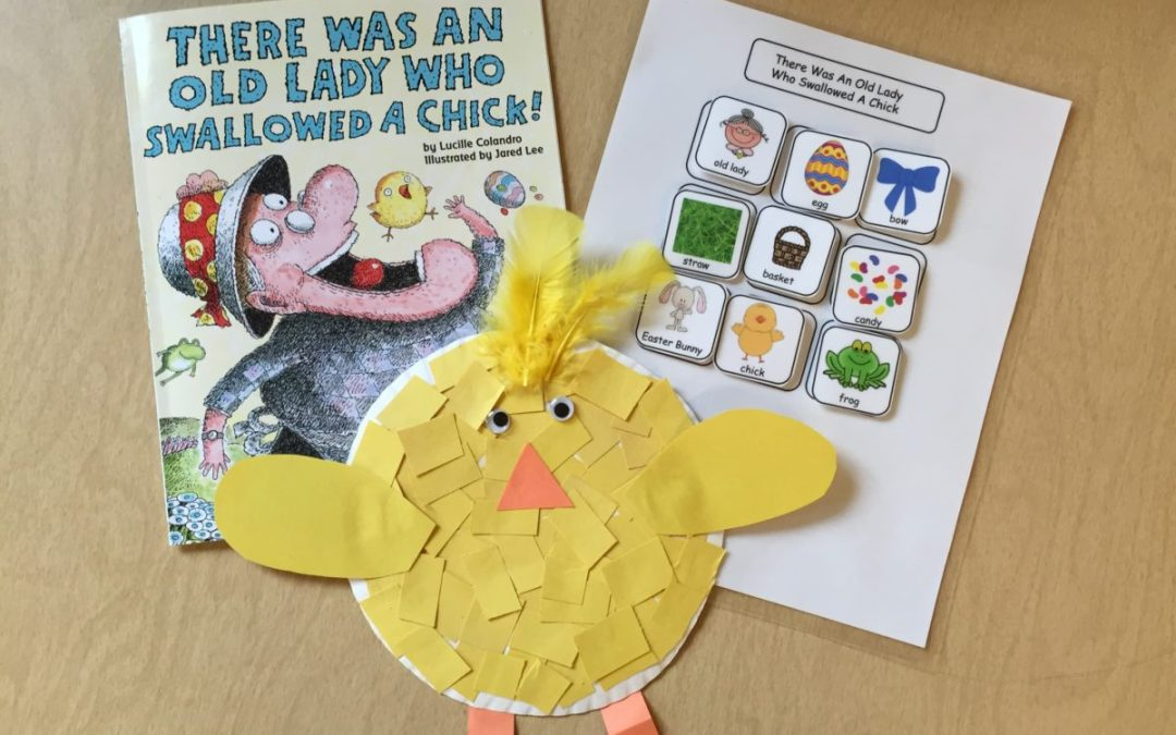 Easter Book and Craft!