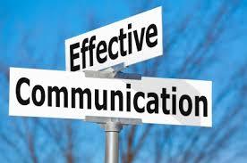 Start Thinking of Communication Now?