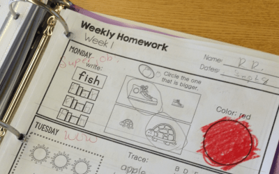 Check Homework Off of Your To-Do List NOW!
