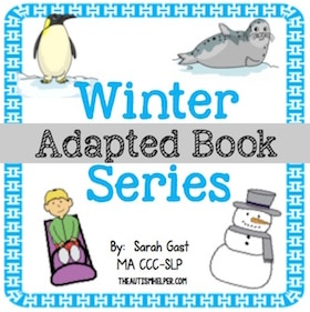 Winter Adapted Book Series
