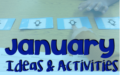 January Activities & Resources