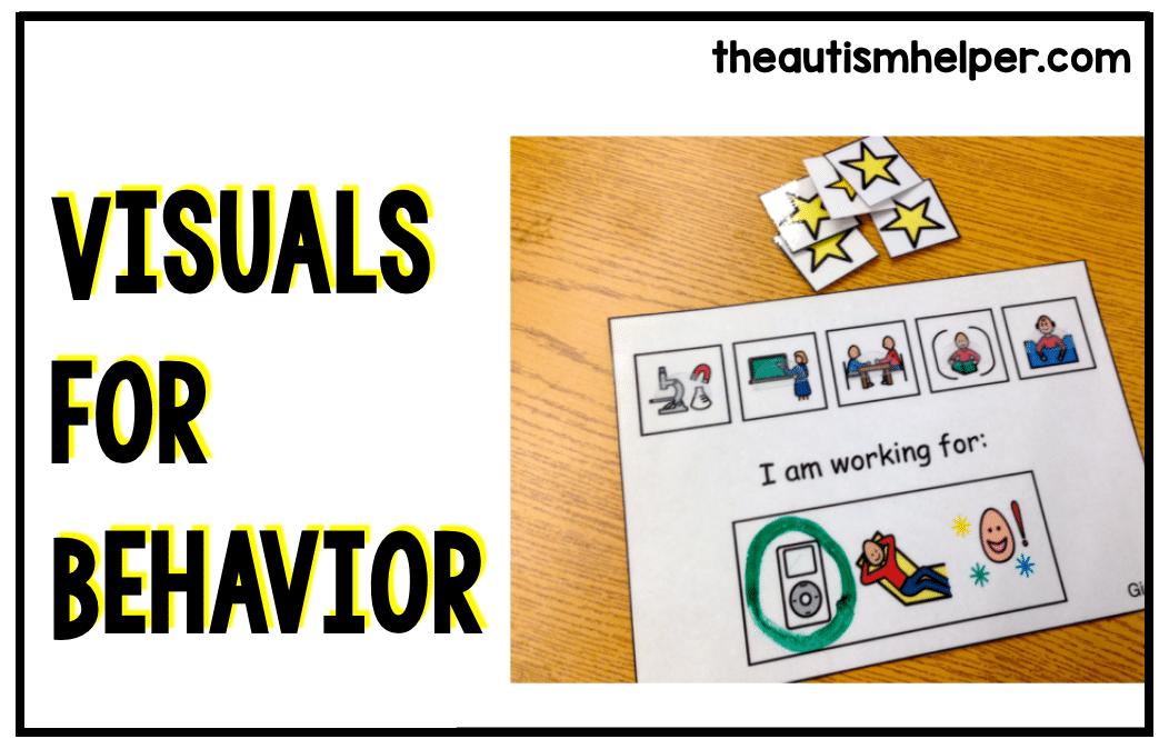 Visuals for Behavior