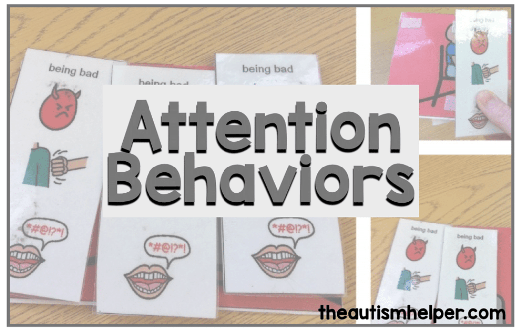 Attention Behaviors