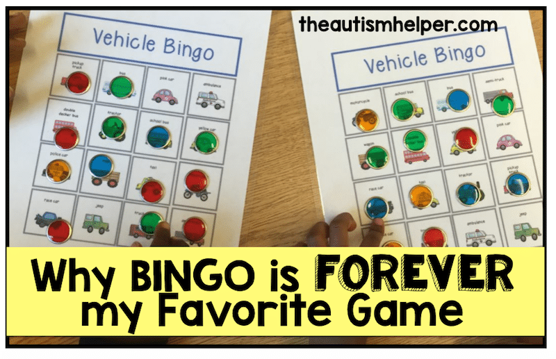 Why Bingo is Forever My Favorite Game
