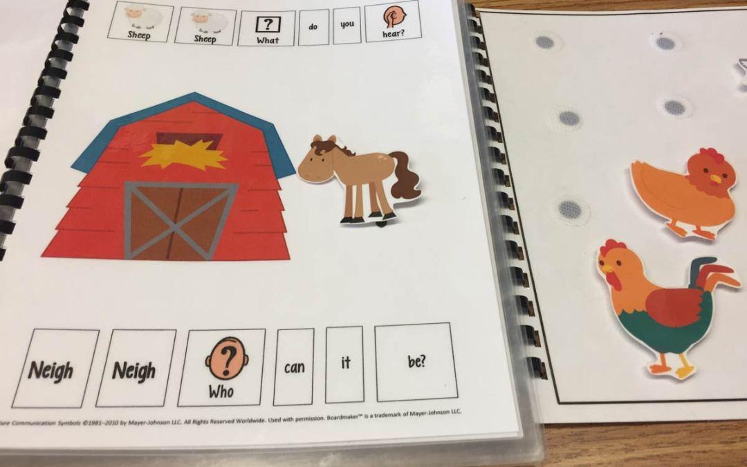 Farm Adapted Books!