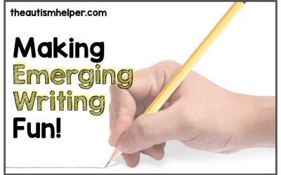 Making Emerging Writing Fun