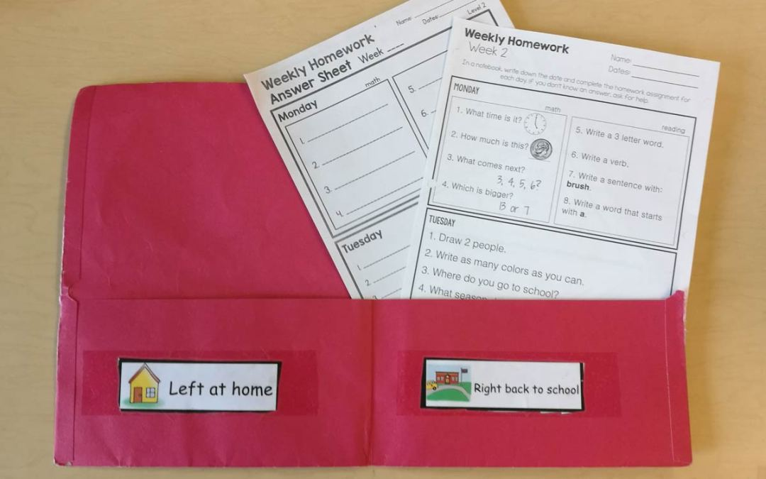 Focus on Five: Ways to {Differentiate} Homework for your {Diverse} Learners WITH FREEBIES!