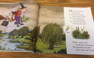 Room on the Broom with Free Book Companion!
