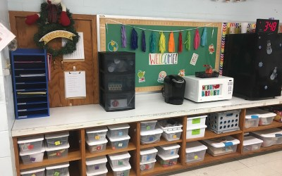 TAH Teacher Spotlight: Abbey's Middle School Classroom