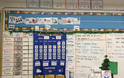 TAH Teacher Spotlight: Sofia's Middle School Classroom