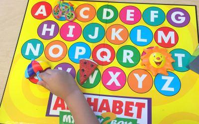 Alphabet Mystery Box!