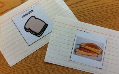 Using Flashcards to Grow Vocabulary