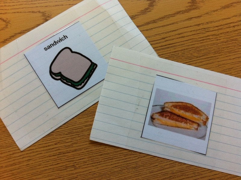 Using Flashcards to Grow Vocabulary