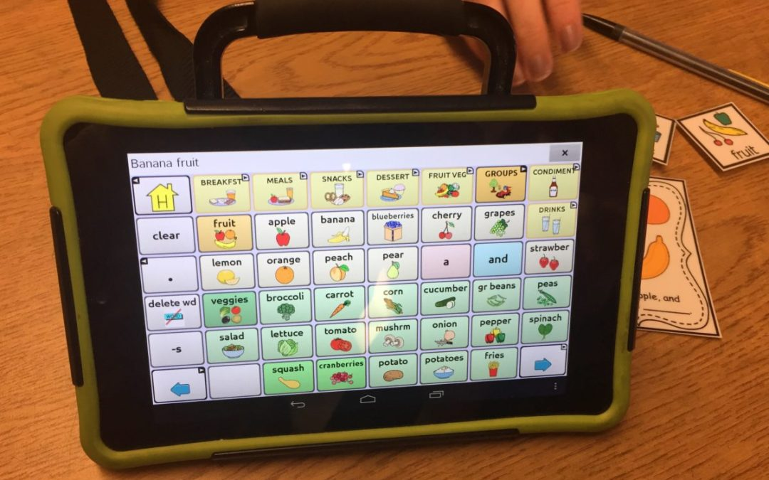 Talking to Parents about AAC