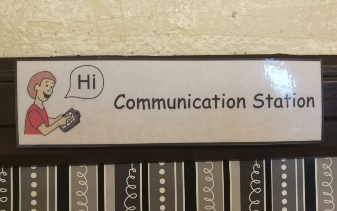Focus on Five: Using a Communication Station for SEL!