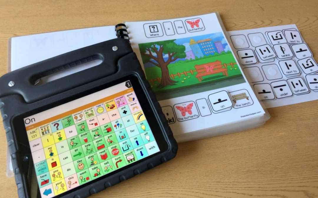Including Core Vocabulary When Teaching and Using AAC