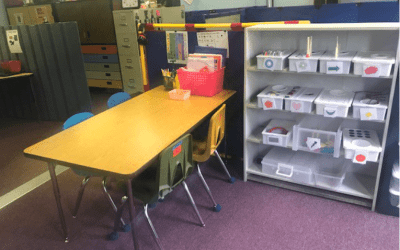 Setting up a Comprehensive Classroom
