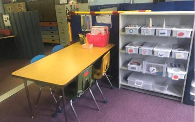 Setting up a Comprehensive Classroom