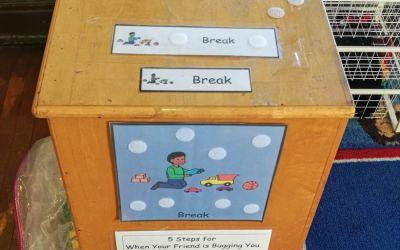 Focus on Five: Setting Up Break Centers