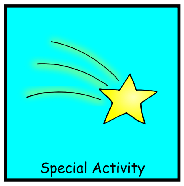 Focus on Five: Special Activity Time, Part 2