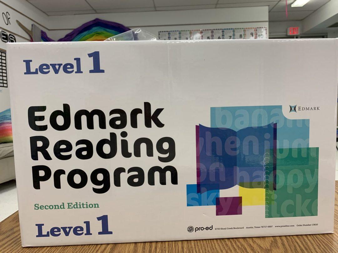 Using Edmark Reading Program