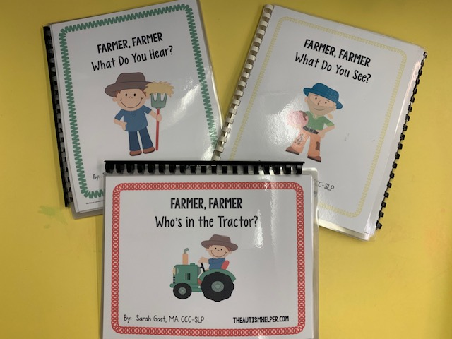 Adapted Books Within the Classroom!