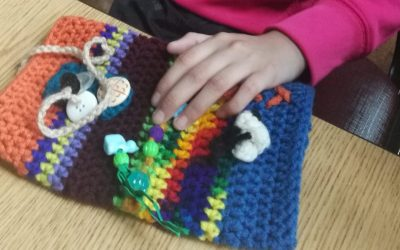 Focus on Five: Teaching Art to Students with Visual Impairments