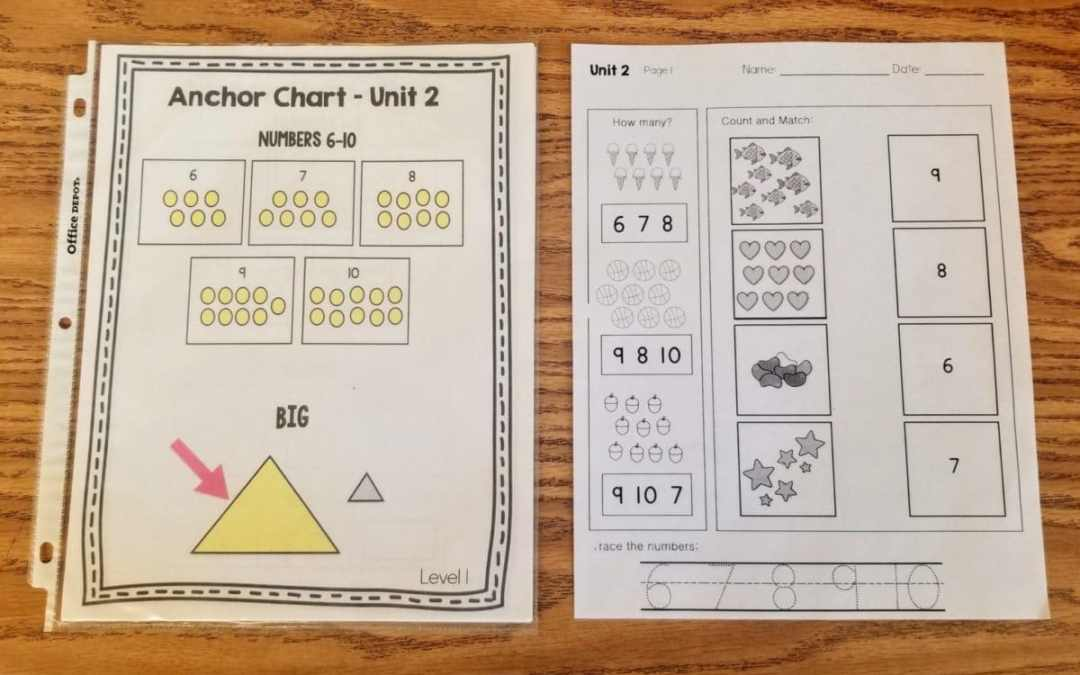 Focus on Five: My Favorite Resources to Teach Math