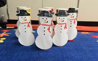 Winter Themed Gross Motor Activities