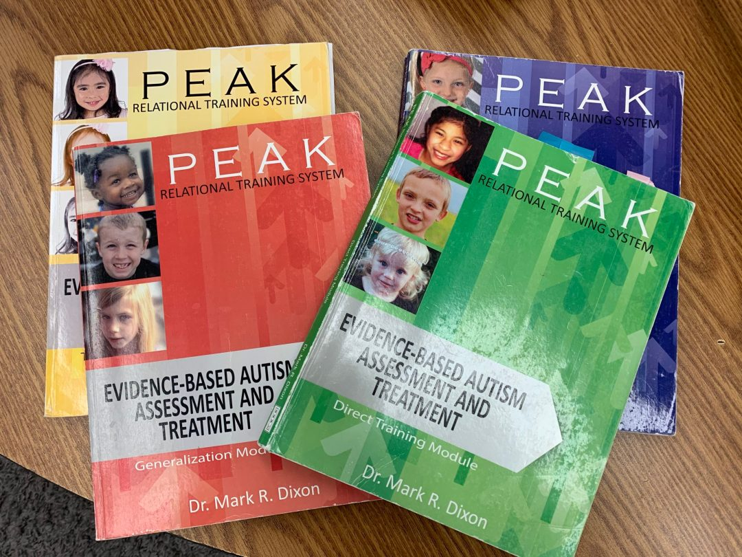 Using PEAK in the Classroom