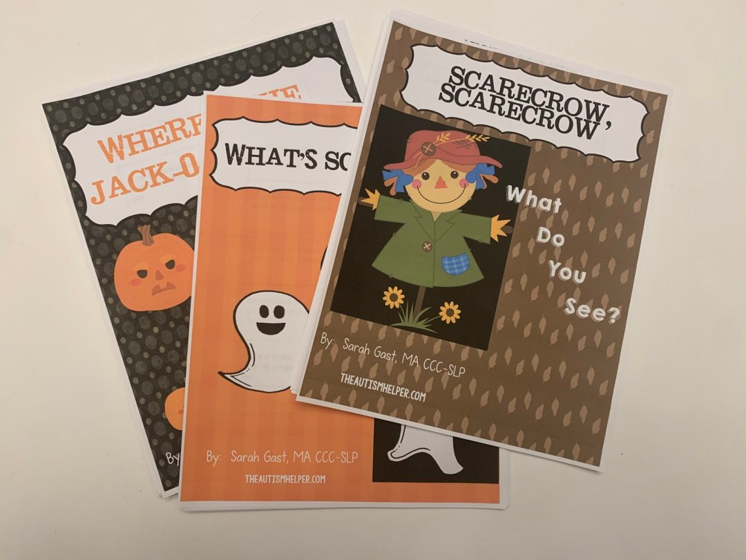 Halloween Resources for Virtual or In-Person Learning