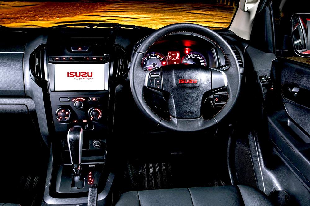 Isuzu X Rider 300
