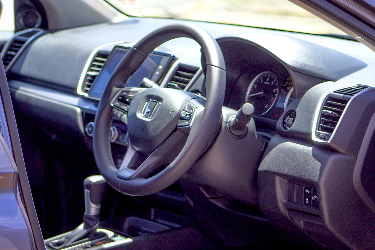 2021 Honda Ballade I