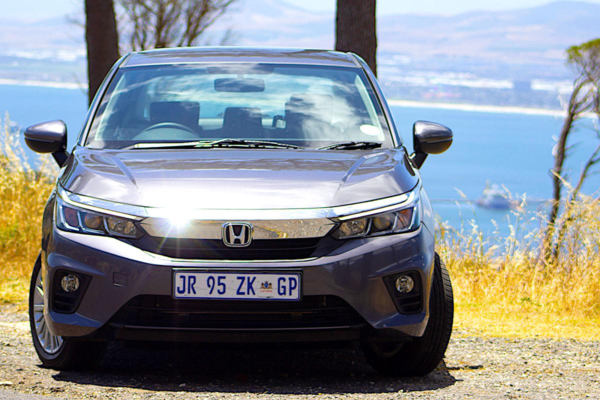 Honda Ballade road test