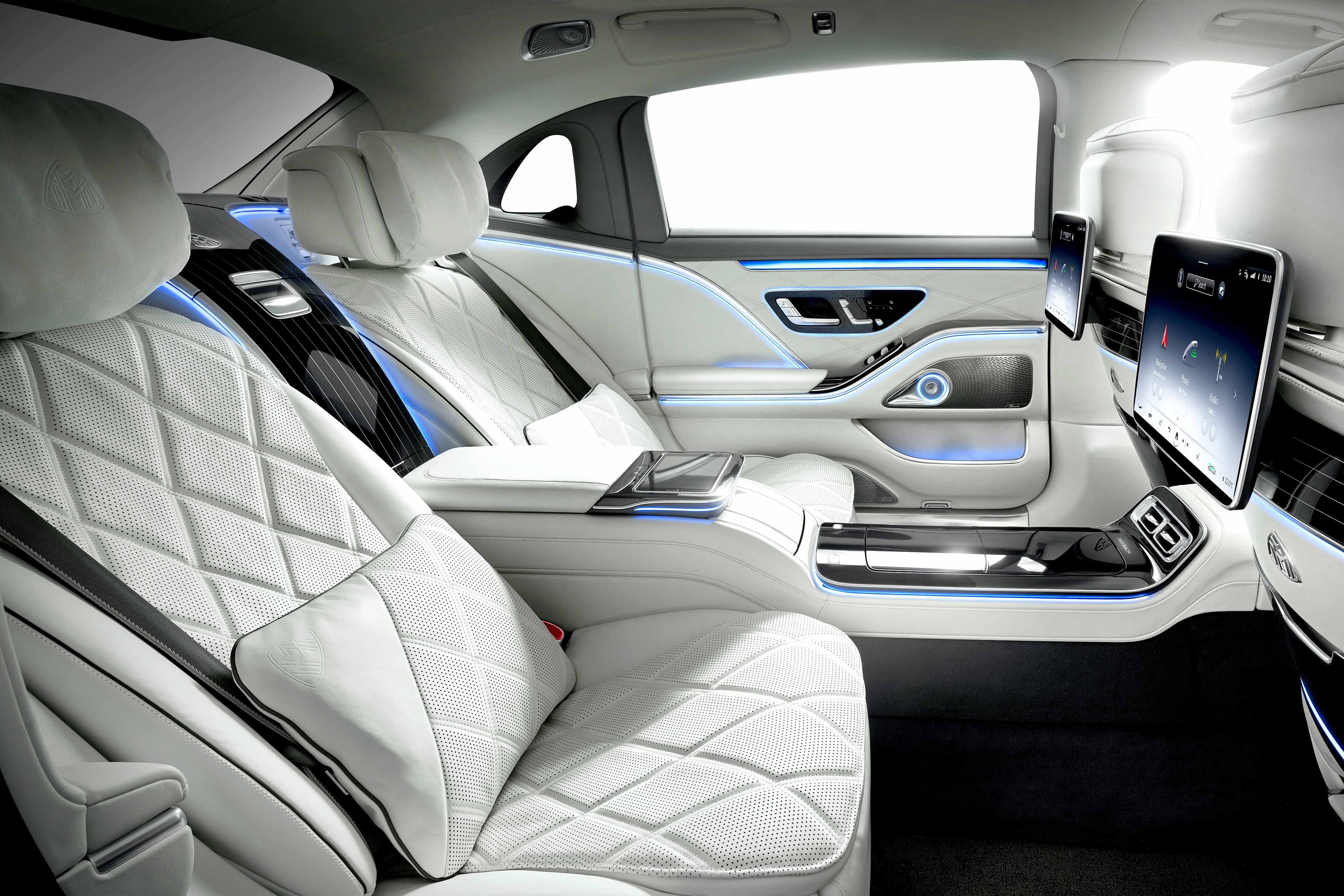 Mercedes Maybach S