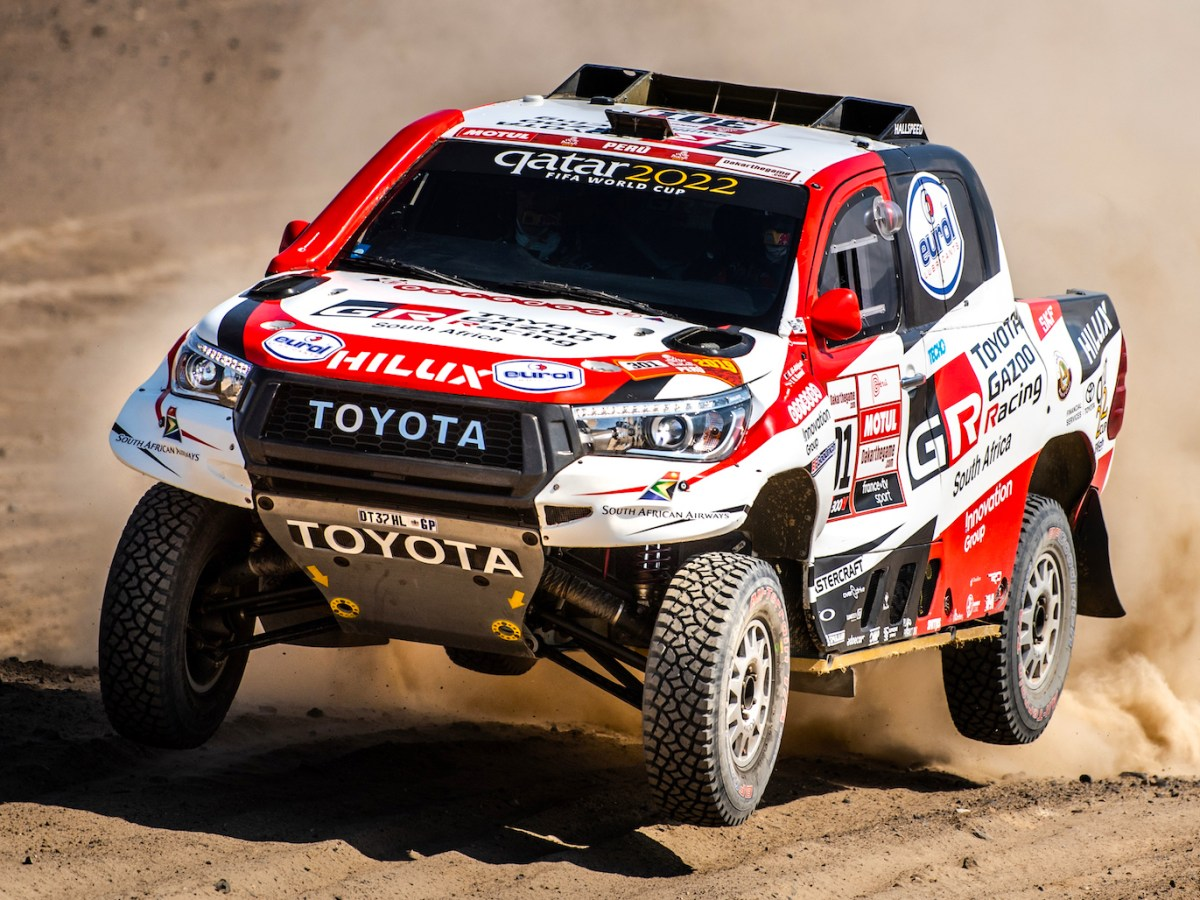 Toyota Hilux Race History Part 4
