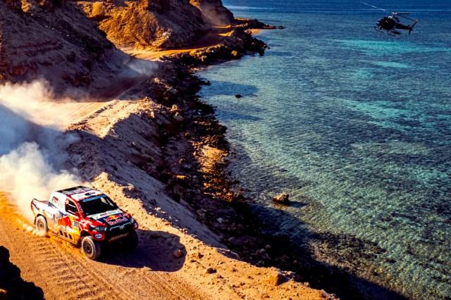 Dakar Day 10