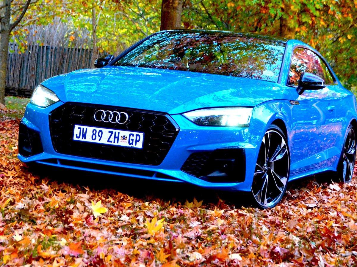 Audi A5 40 TDI quattro