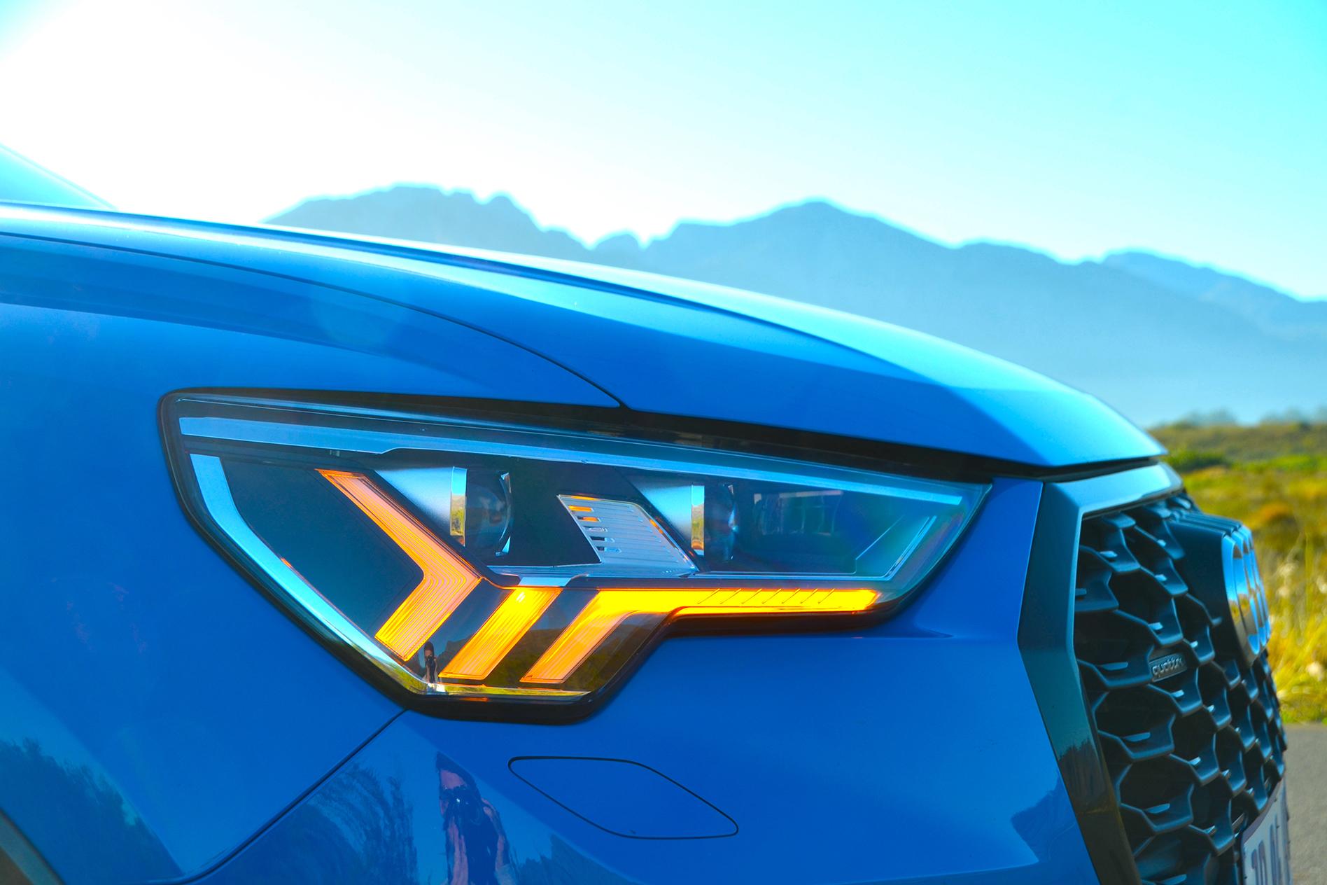 Audi Q3 40 TFSI Sportback