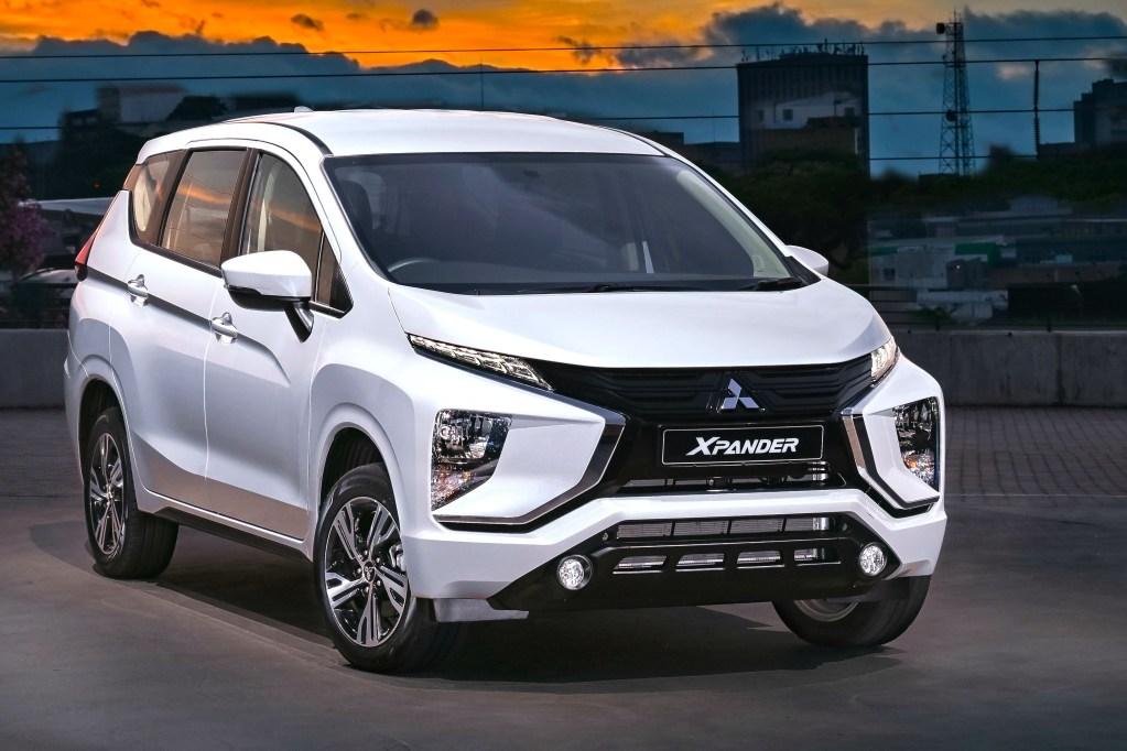 New Mitsubishi Xpander