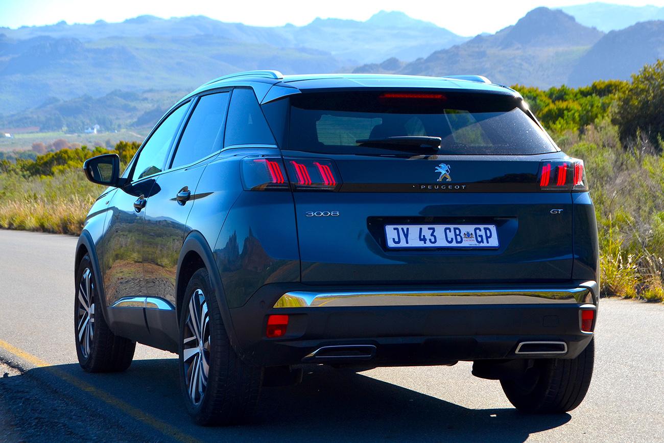 Peugeot 3008 1.6T GT